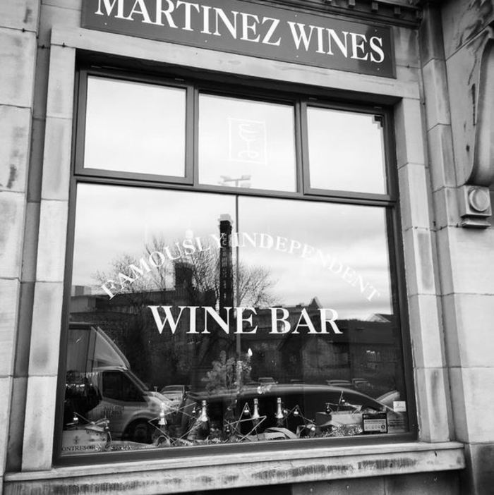 Martinez Wines Bingley Profile Pic