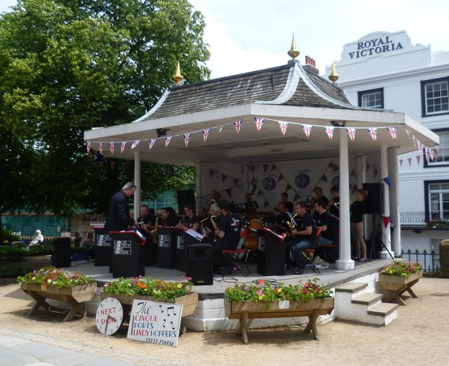 Pantiles Bandstand Profile Pic