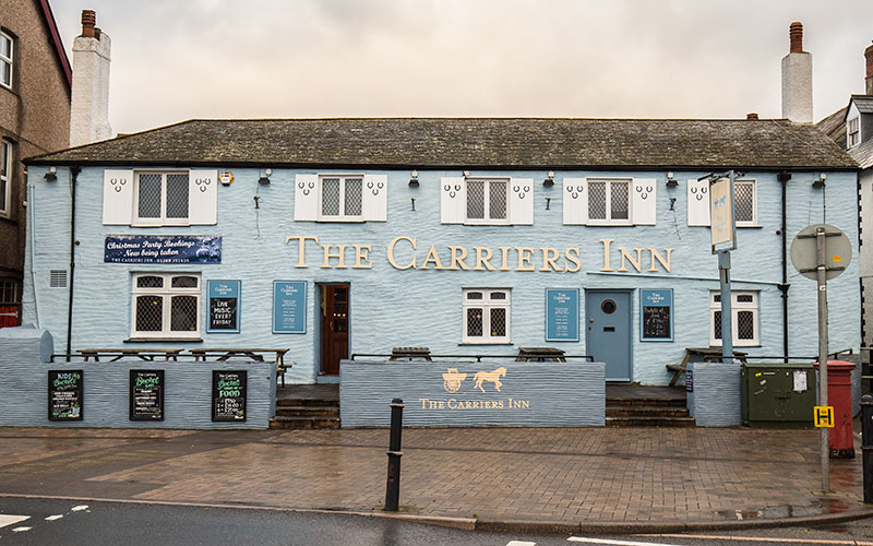 The Carriers Inn Profile Pic