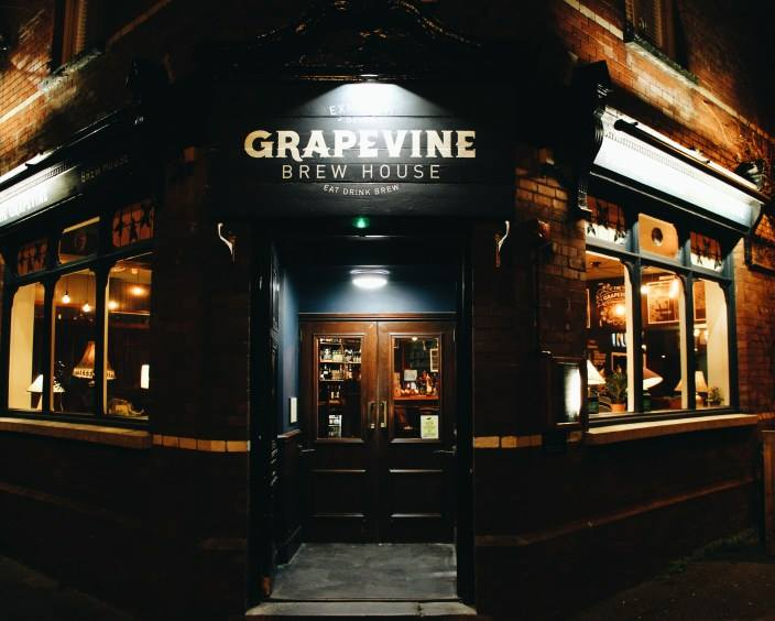The Grapevine Brewhouse Profile Pic