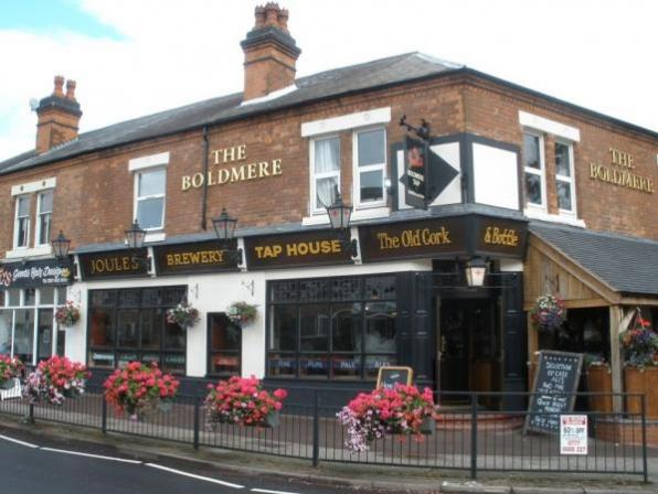 The Boldmere Tap Profile Pic
