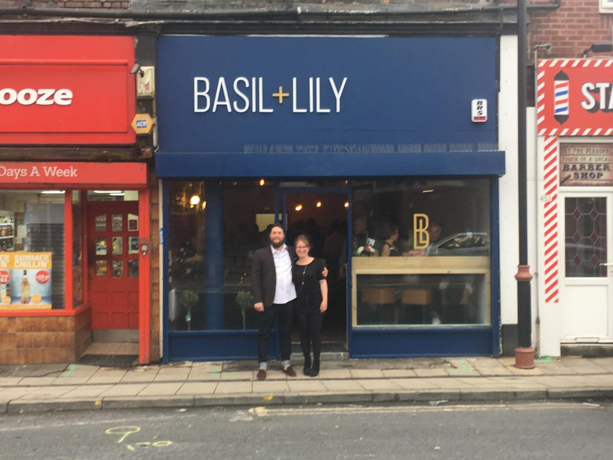 Basil and Lily Profile Pic