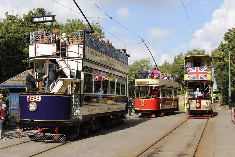 Crich Tramway Village Profile Pic