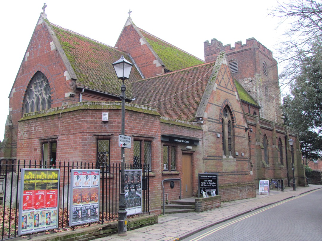 Colchester Arts Centre Profile Pic