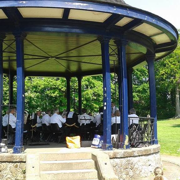 Leek Bandstand Profile Pic