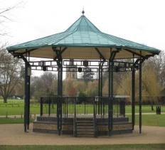 Stratford-Upon-Avon Bandstand Profile Pic