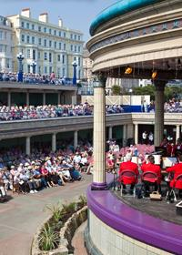 Eastbourne Bandstand Profile Pic