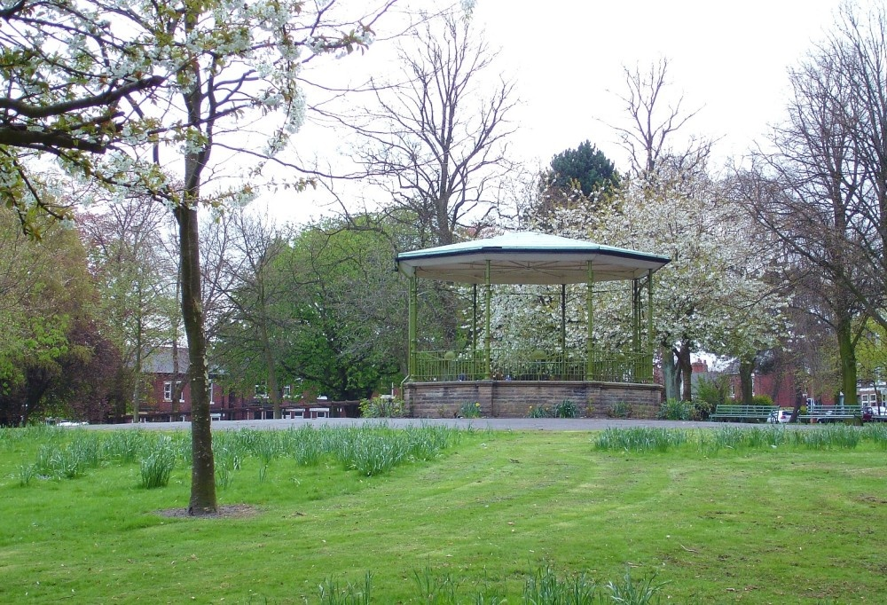 Ilkeston Bandstand Profile Pic