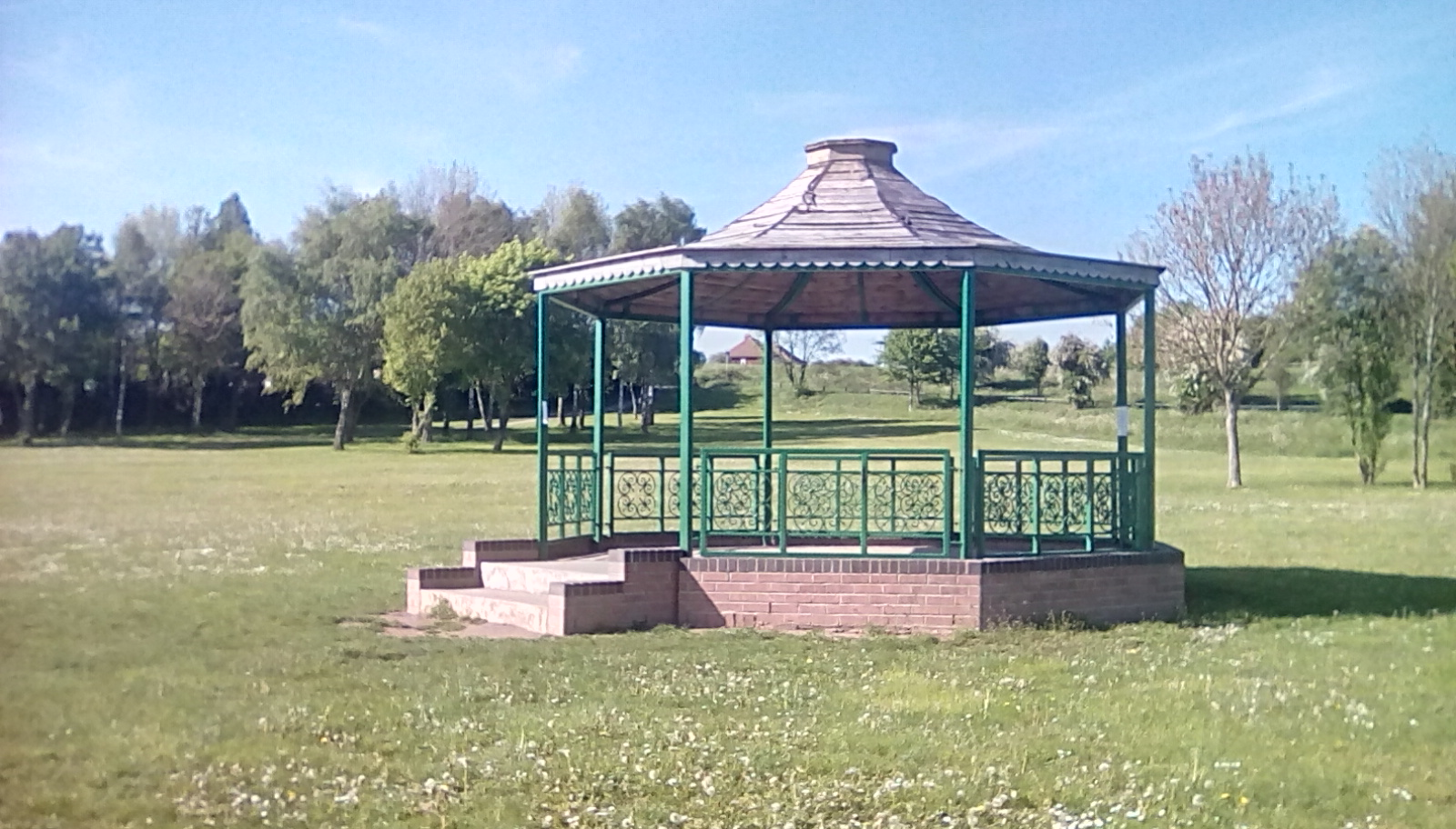 Shirebrook Bandstand and Leisure Centre Profile Pic