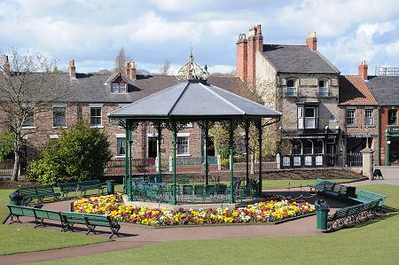 Beamish Bandstand Profile Pic