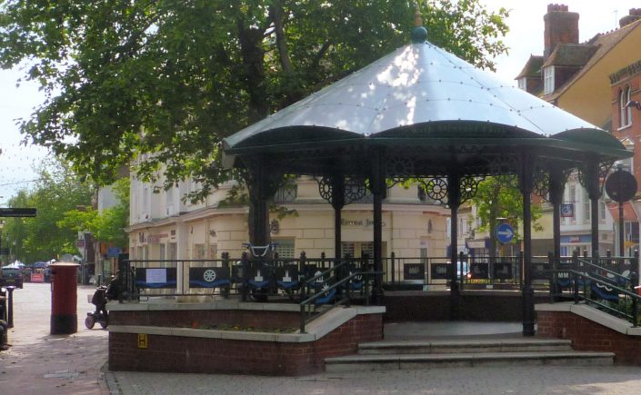 Ashford Bandstand Profile Pic