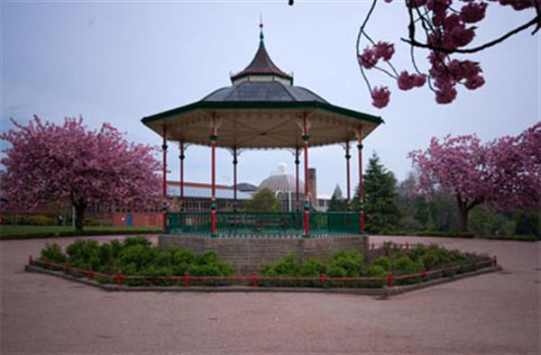 Chesterfield Bandstand Profile Pic