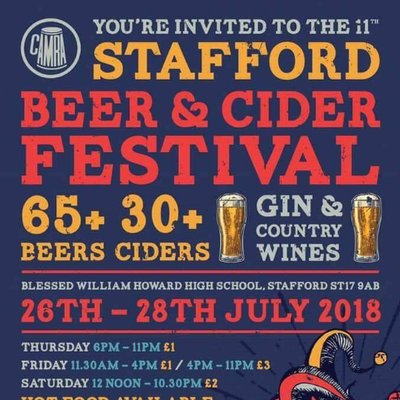 Stafford Beer Festival Profile Pic