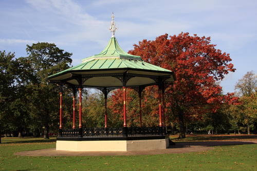 Greenwich Park Bandstand Profile Pic