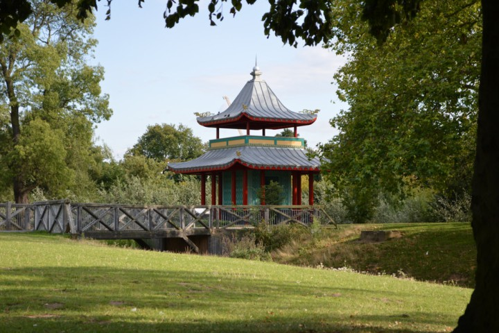 Hackney Bandstand Profile Pic