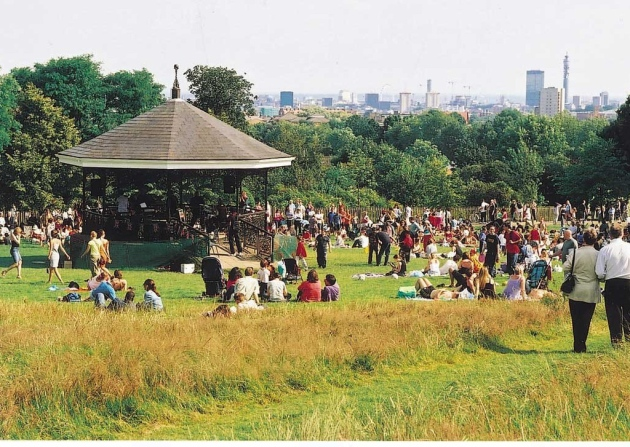 Parliament Hill Bandstand Profile Pic