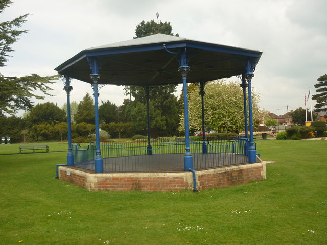 Garth Park Bandstand Profile Pic