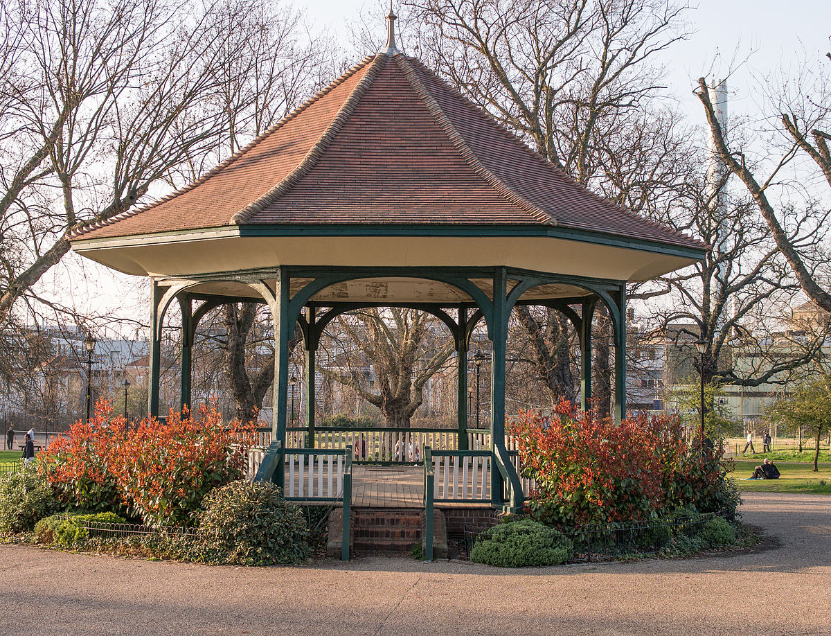 Ruskin Park Bandstand Profile Pic