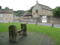 Eyam Well Dressing Profile Pic