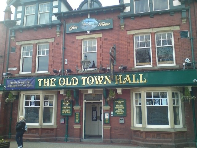 The Old Town Hall Profile Pic