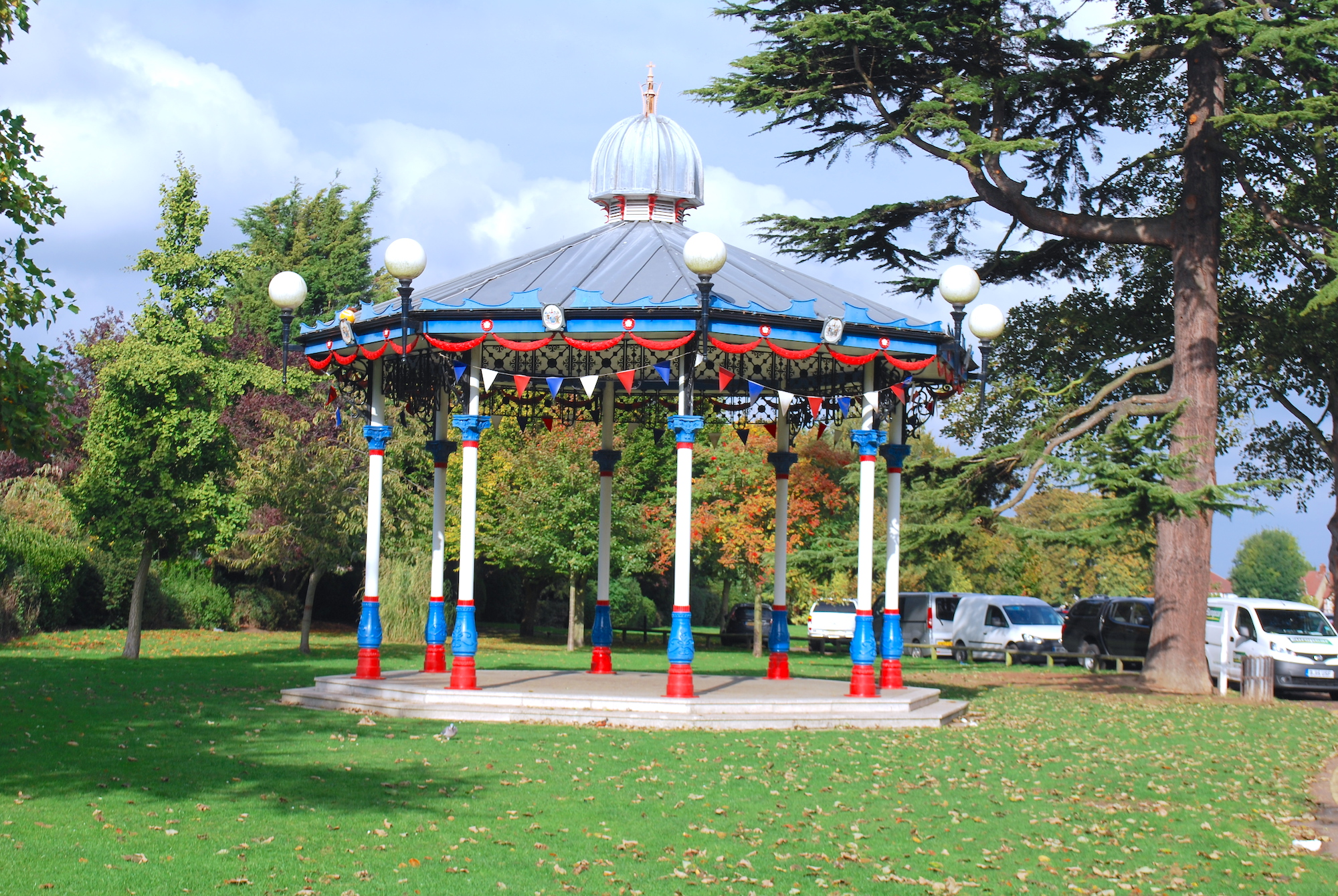 Priory Park Bandstand Profile Pic